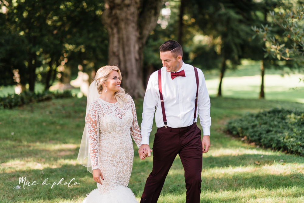 paige and cale's 1920s gatsby glam summer wedding at poland presbyterian church in poland ohio and mr anthony's banquet center in boardman ohio photographed by youngstown wedding photographer mae b photo-100.jpg