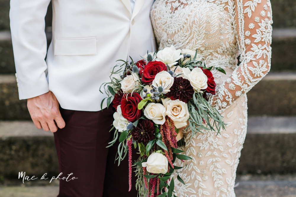 paige and cale's 1920s gatsby glam summer wedding at poland presbyterian church in poland ohio and mr anthony's banquet center in boardman ohio photographed by youngstown wedding photographer mae b photo-52.jpg