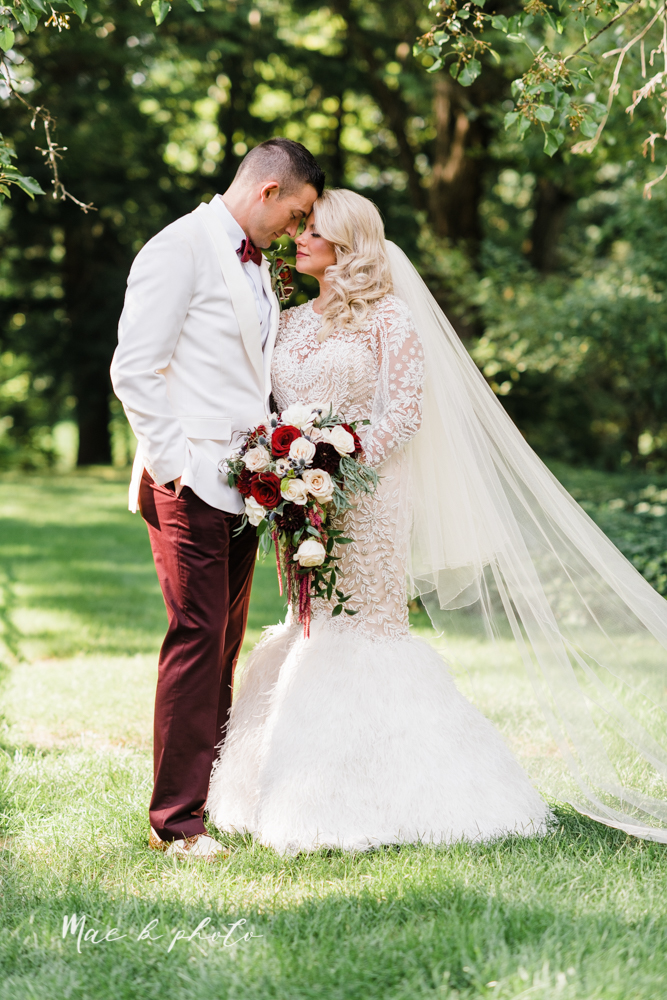 paige and cale's 1920s gatsby glam summer wedding at poland presbyterian church in poland ohio and mr anthony's banquet center in boardman ohio photographed by youngstown wedding photographer mae b photo-83.jpg