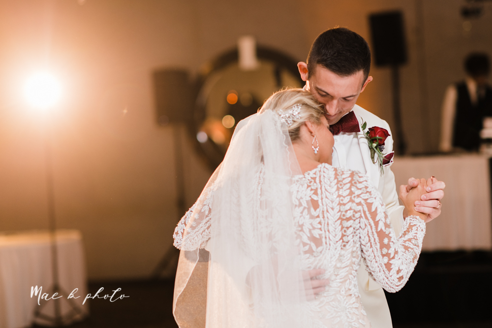 paige and cale's 1920s gatsby glam summer wedding at poland presbyterian church in poland ohio and mr anthony's banquet center in boardman ohio photographed by youngstown wedding photographer mae b photo-118.jpg
