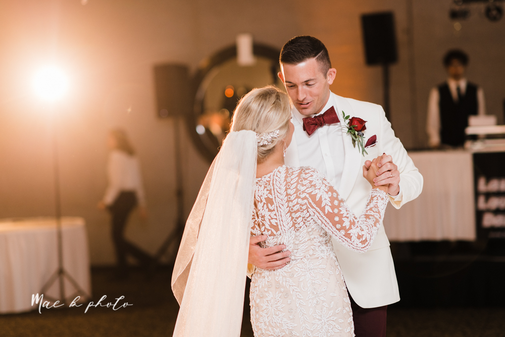 paige and cale's 1920s gatsby glam summer wedding at poland presbyterian church in poland ohio and mr anthony's banquet center in boardman ohio photographed by youngstown wedding photographer mae b photo-116.jpg