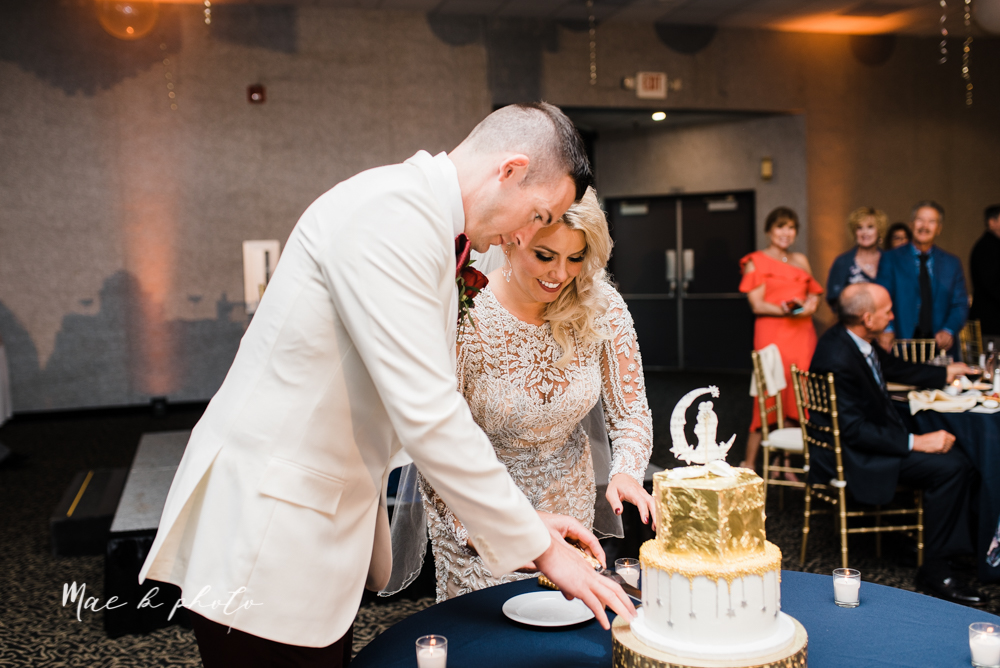 paige and cale's 1920s gatsby glam summer wedding at poland presbyterian church in poland ohio and mr anthony's banquet center in boardman ohio photographed by youngstown wedding photographer mae b photo-119.jpg