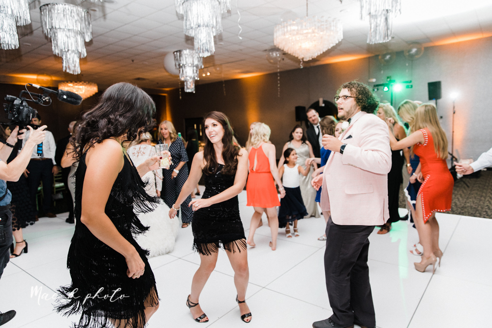 paige and cale's 1920s gatsby glam summer wedding at poland presbyterian church in poland ohio and mr anthony's banquet center in boardman ohio photographed by youngstown wedding photographer mae b photo-168.jpg