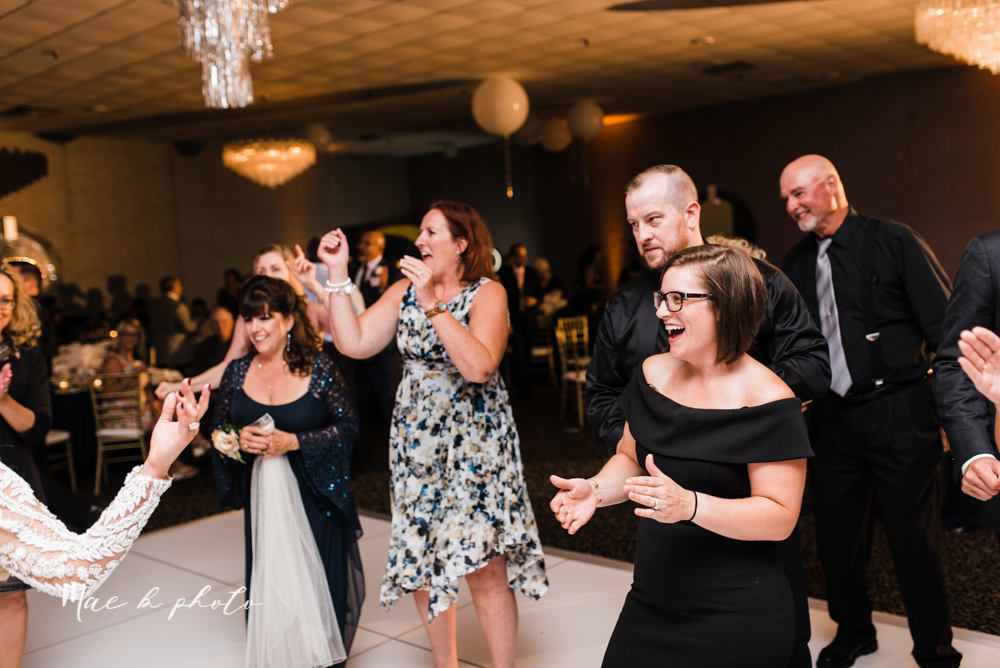 paige and cale's 1920s gatsby glam summer wedding at poland presbyterian church in poland ohio and mr anthony's banquet center in boardman ohio photographed by youngstown wedding photographer mae b photo-135.jpg