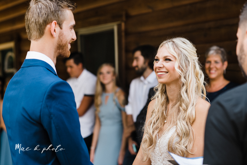 jess and donny's adventurous intimate summer cabin elopement in hocking hills state park in rockbridge ohio photographed by youngstown wedding photographer mae b photo-76.jpg