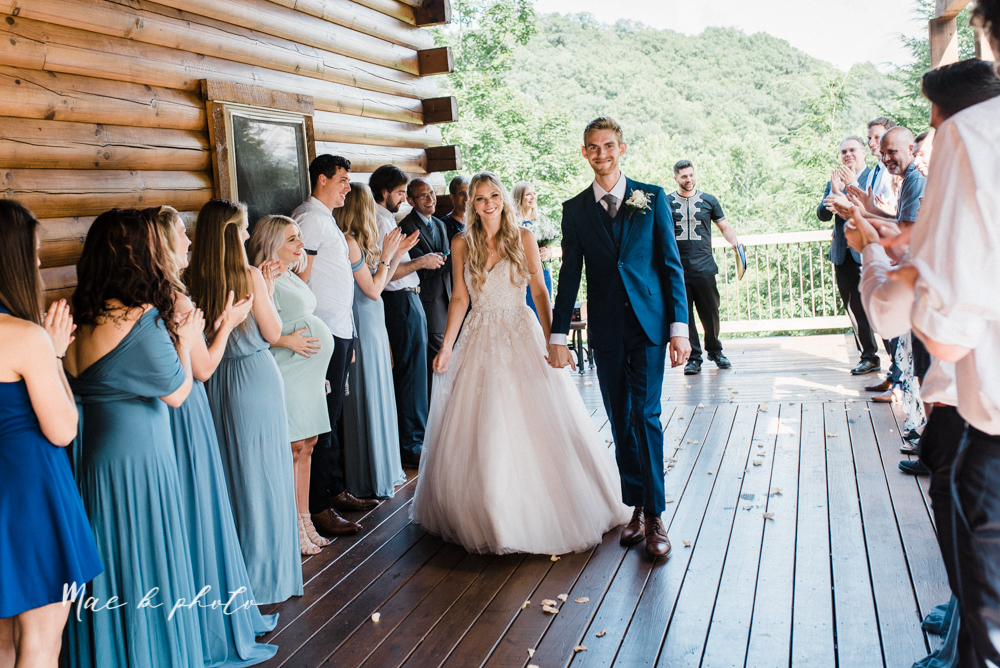 jess and donny's adventurous intimate summer cabin elopement in hocking hills state park in rockbridge ohio photographed by youngstown wedding photographer mae b photo-82.jpg