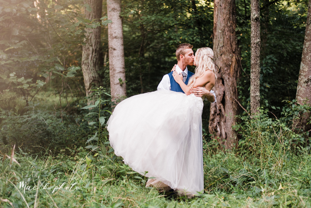 jess and donny's adventurous intimate summer cabin elopement in hocking hills state park in rockbridge ohio photographed by youngstown wedding photographer mae b photo-124.jpg