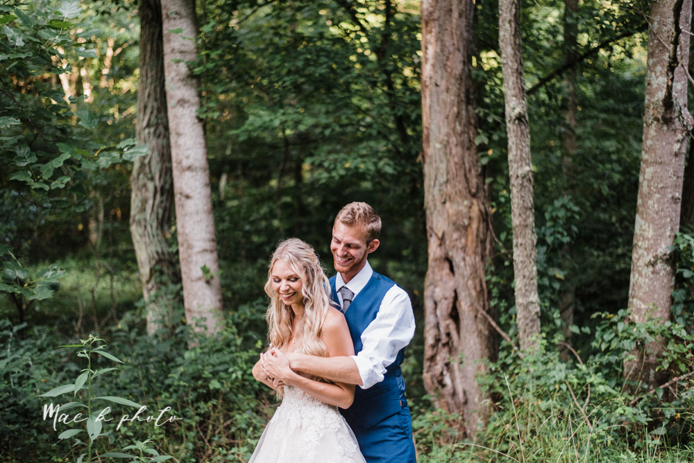jess and donny's adventurous intimate summer cabin elopement in hocking hills state park in rockbridge ohio photographed by youngstown wedding photographer mae b photo-112.jpg