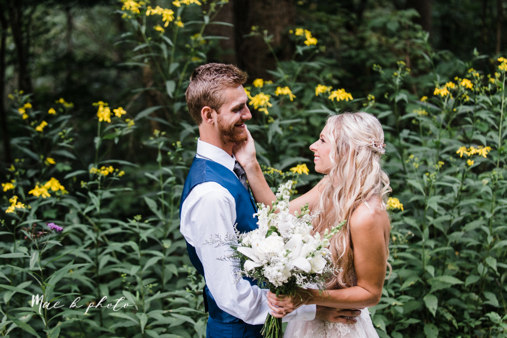 jess and donny's adventurous intimate summer cabin elopement in hocking hills state park in rockbridge ohio photographed by youngstown wedding photographer mae b photo-107.jpg
