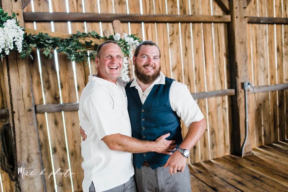 chelsea and jared's simple and elegant rustic barn wedding at my wish weddings in new springfield ohio photographed by youngstown wedding photographer mae b photo-59.jpg