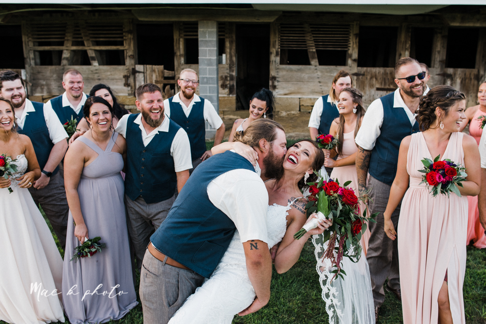 chelsea and jared's simple and elegant rustic barn wedding at my wish weddings in new springfield ohio photographed by youngstown wedding photographer mae b photo-83.jpg