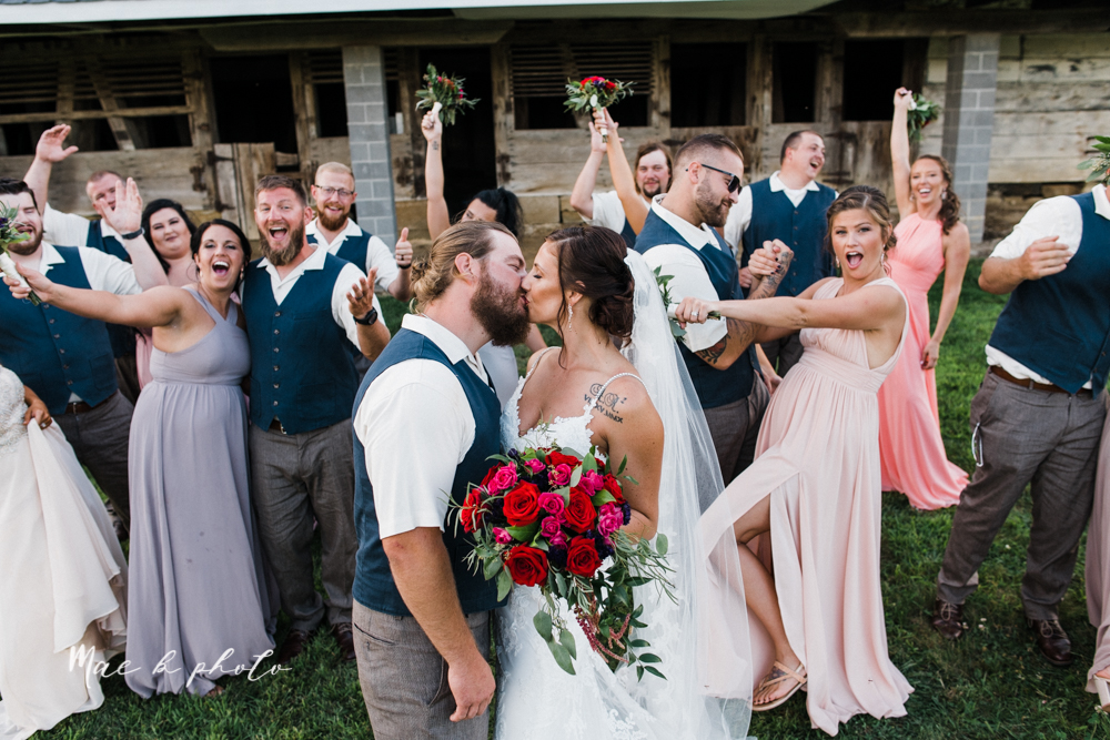 chelsea and jared's simple and elegant rustic barn wedding at my wish weddings in new springfield ohio photographed by youngstown wedding photographer mae b photo-82.jpg