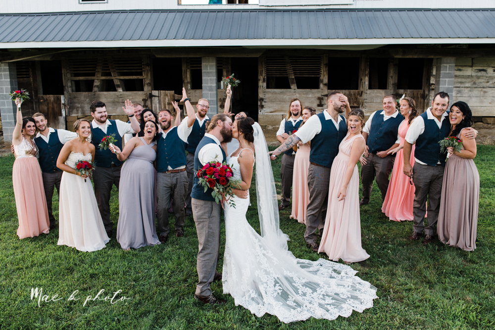 chelsea and jared's simple and elegant rustic barn wedding at my wish weddings in new springfield ohio photographed by youngstown wedding photographer mae b photo-81.jpg