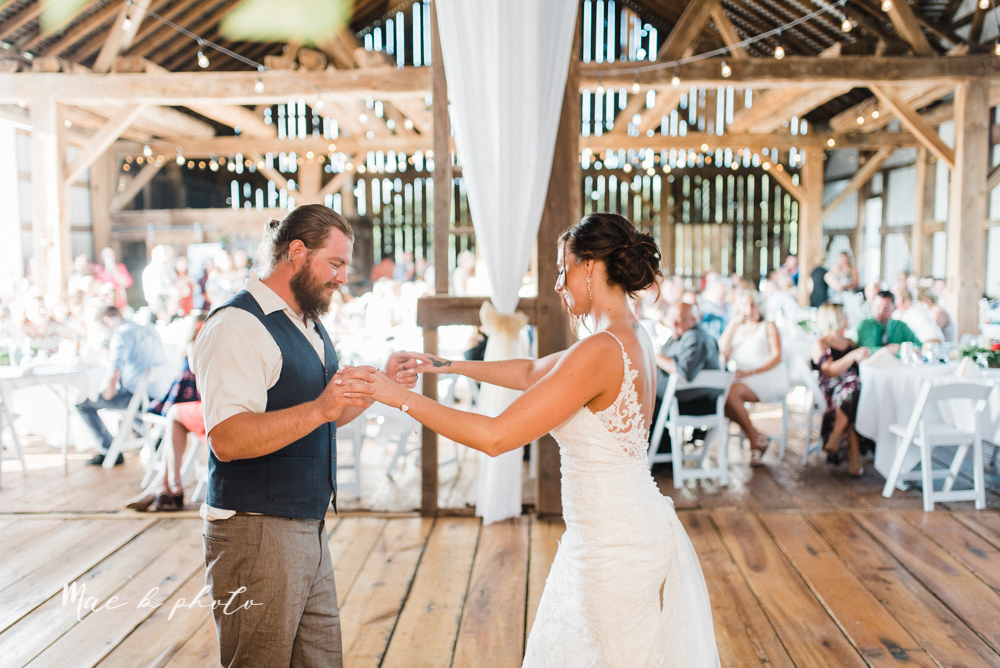 chelsea and jared's simple and elegant rustic barn wedding at my wish weddings in new springfield ohio photographed by youngstown wedding photographer mae b photo-111.jpg