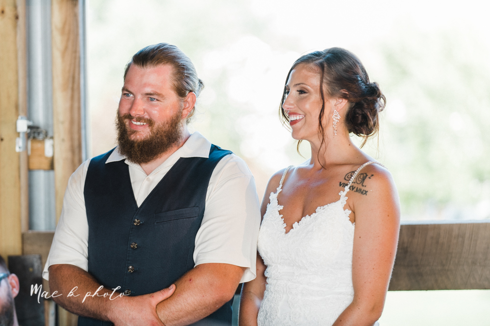 chelsea and jared's simple and elegant rustic barn wedding at my wish weddings in new springfield ohio photographed by youngstown wedding photographer mae b photo-116.jpg