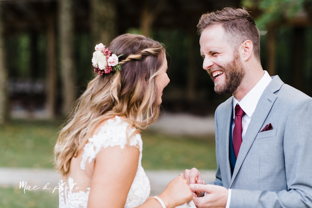 lauren and steve's romantic elegant sophisticated middle of the woods summer barn wedding at the grand barn event center in the mohicans in glenmont ohio photographed by youngstown wedding photographer mae b photo-38.jpg