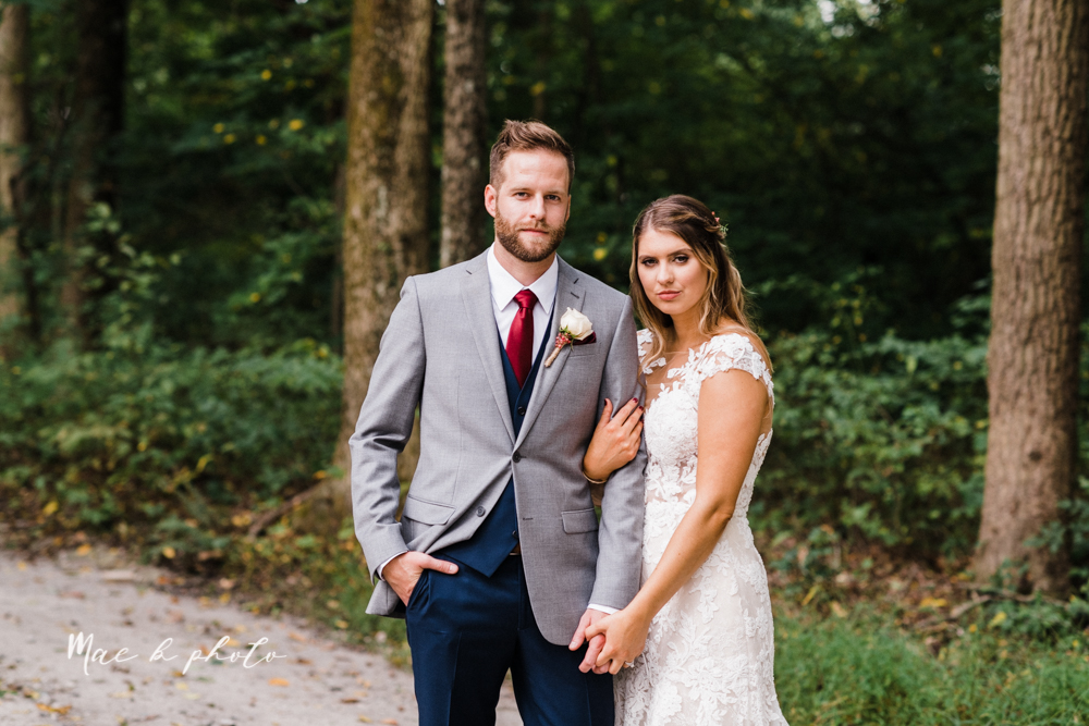 lauren and steve's romantic elegant sophisticated middle of the woods summer barn wedding at the grand barn event center in the mohicans in glenmont ohio photographed by youngstown wedding photographer mae b photo-75.jpg