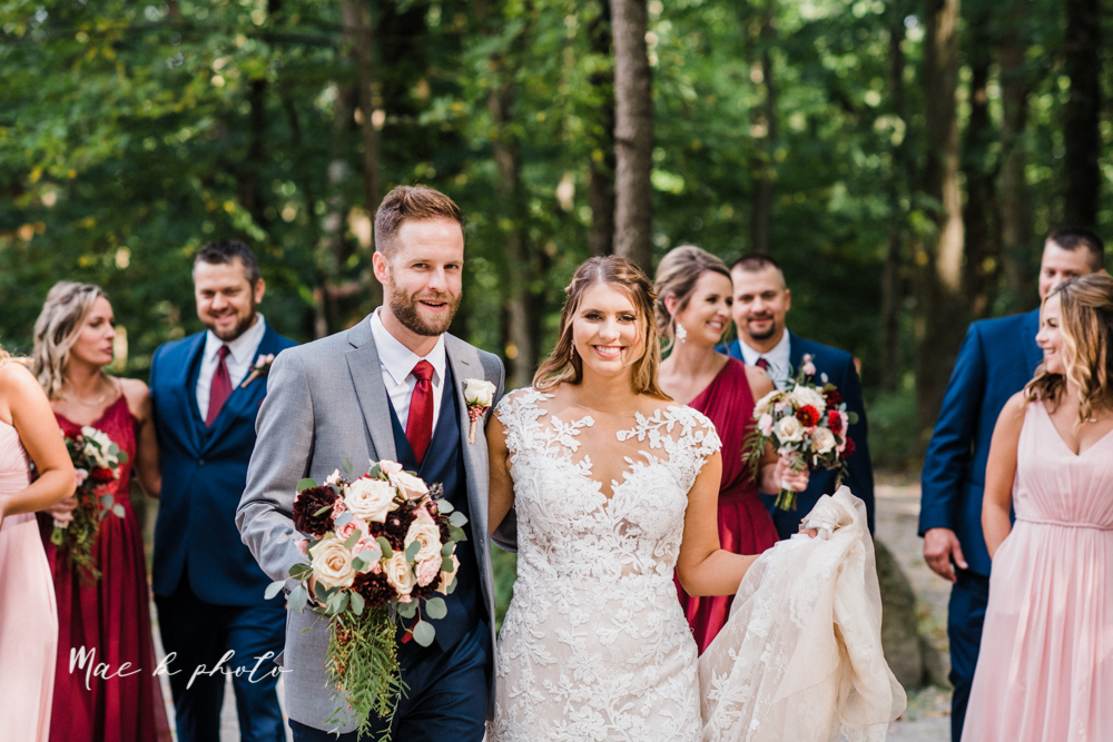 lauren and steve's romantic elegant sophisticated middle of the woods summer barn wedding at the grand barn event center in the mohicans in glenmont ohio photographed by youngstown wedding photographer mae b photo-69.jpg
