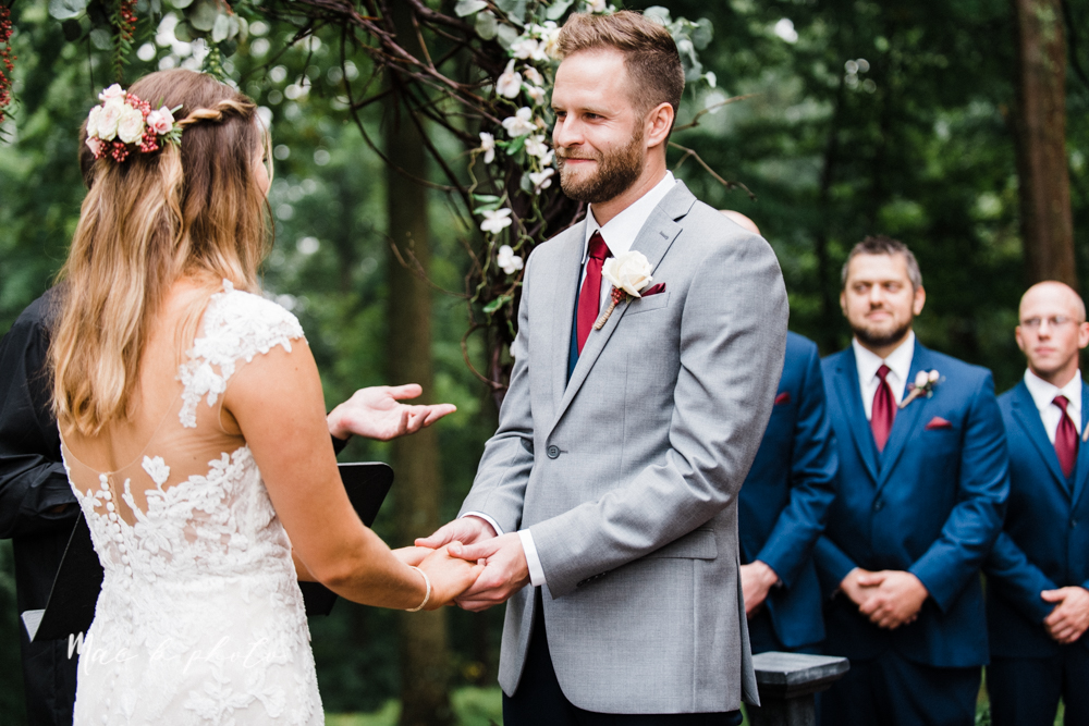 lauren and steve's romantic elegant sophisticated middle of the woods summer barn wedding at the grand barn event center in the mohicans in glenmont ohio photographed by youngstown wedding photographer mae b photo-131.jpg