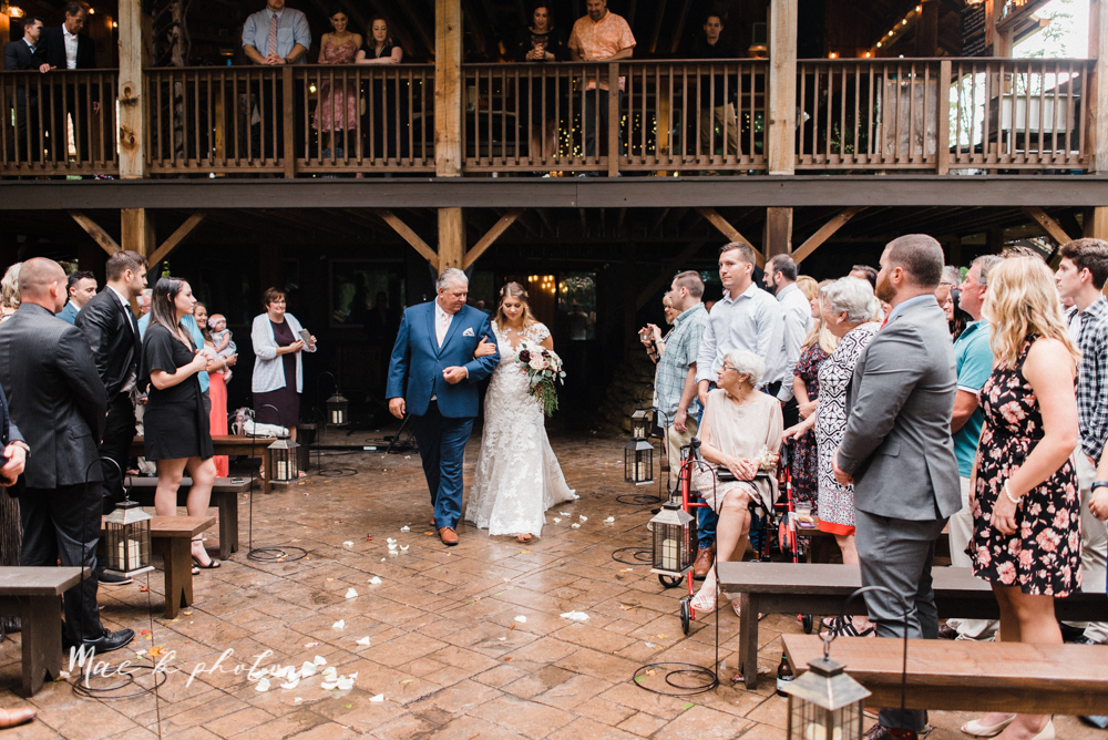lauren and steve's romantic elegant sophisticated middle of the woods summer barn wedding at the grand barn event center in the mohicans in glenmont ohio photographed by youngstown wedding photographer mae b photo-129.jpg