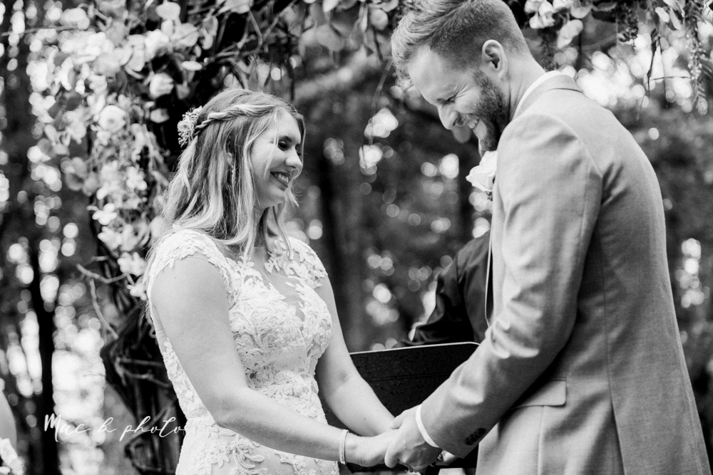 lauren and steve's romantic elegant sophisticated middle of the woods summer barn wedding at the grand barn event center in the mohicans in glenmont ohio photographed by youngstown wedding photographer mae b photo-136.jpg