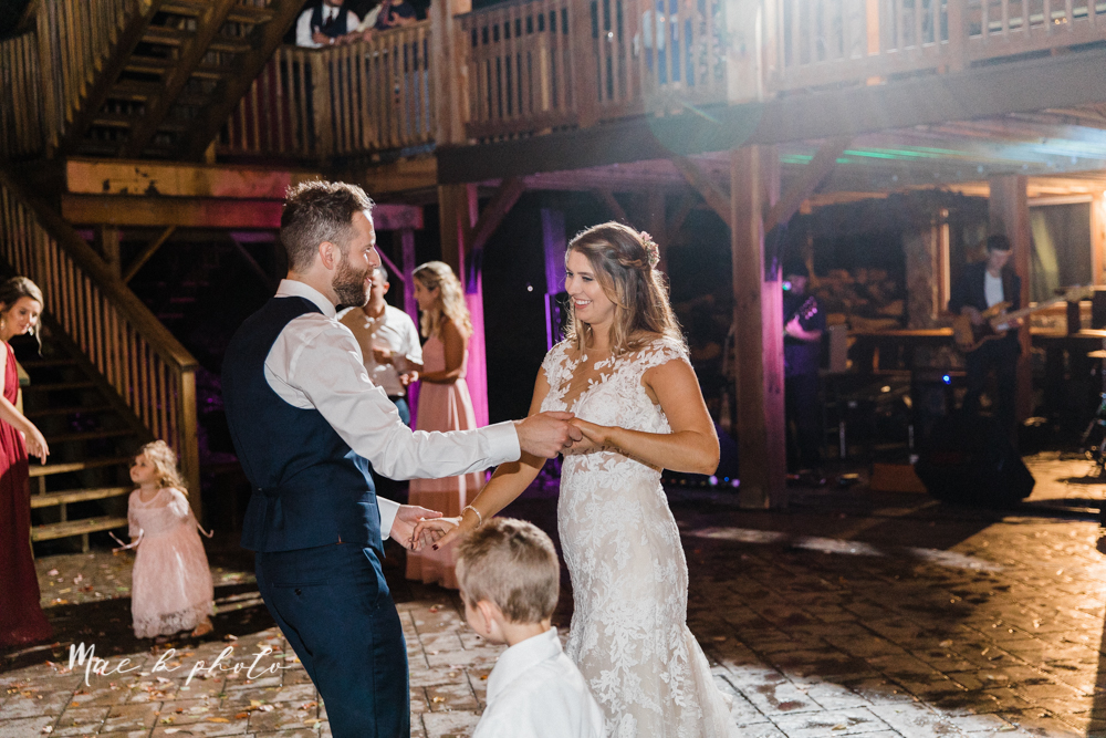 lauren and steve's romantic elegant sophisticated middle of the woods summer barn wedding at the grand barn event center in the mohicans in glenmont ohio photographed by youngstown wedding photographer mae b photo-238.jpg
