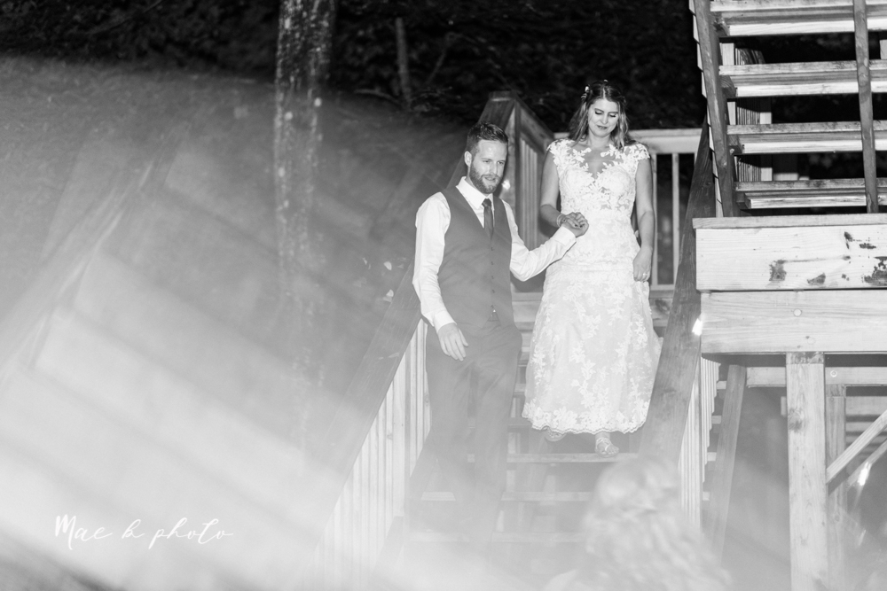 lauren and steve's romantic elegant sophisticated middle of the woods summer barn wedding at the grand barn event center in the mohicans in glenmont ohio photographed by youngstown wedding photographer mae b photo-167.jpg