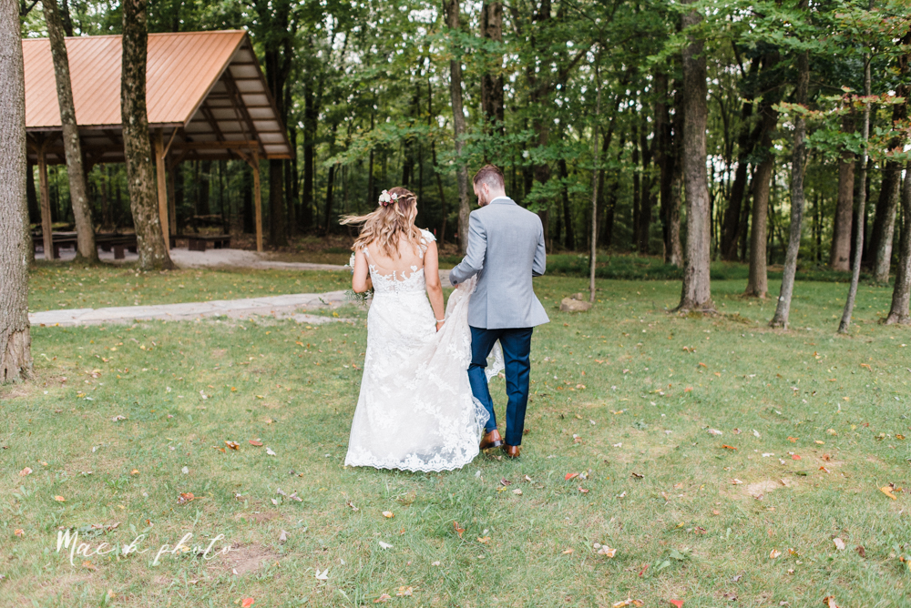 lauren and steve's romantic elegant sophisticated middle of the woods summer barn wedding at the grand barn event center in the mohicans in glenmont ohio photographed by youngstown wedding photographer mae b photo-39.jpg