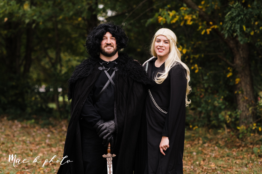 mae and lou's game of thrones fall october halloween pregnancy announcement with dog halloween dragon costumes diy dog costumes diy dragon costumes and daenerys targaryen mother of dragons dragon eggs and jon snow king of the north-5.jpg