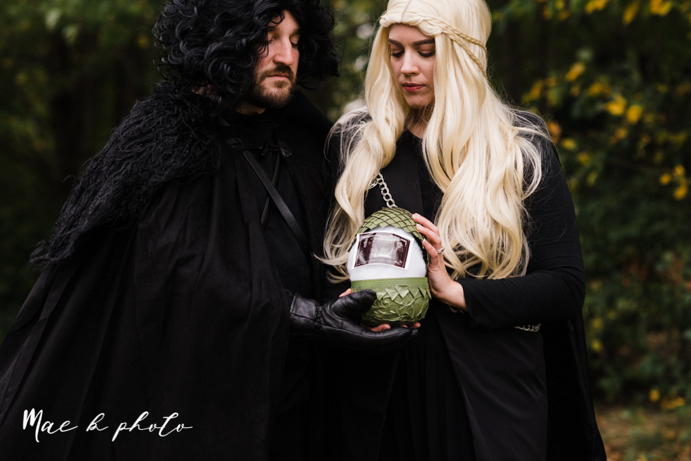 mae and lou's game of thrones fall october halloween pregnancy announcement with dog halloween dragon costumes diy dog costumes diy dragon costumes and daenerys targaryen mother of dragons dragon eggs and jon snow king of the north-13.jpg