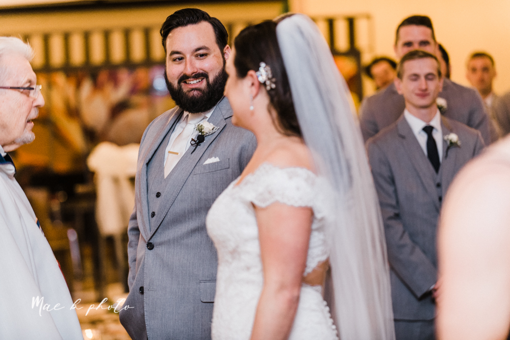 casey and matt's big fun italian fall wedding at st robert's church in cortland ohio and avion on the water in youngstown ohio and fellows riverside gardens in mill creek park photographed by youngstown wedding photographer mae b photo -95.jpg