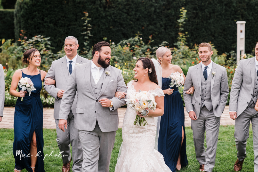 casey and matt's big fun italian fall wedding at st robert's church in cortland ohio and avion on the water in youngstown ohio and fellows riverside gardens in mill creek park photographed by youngstown wedding photographer mae b photo -109.jpg