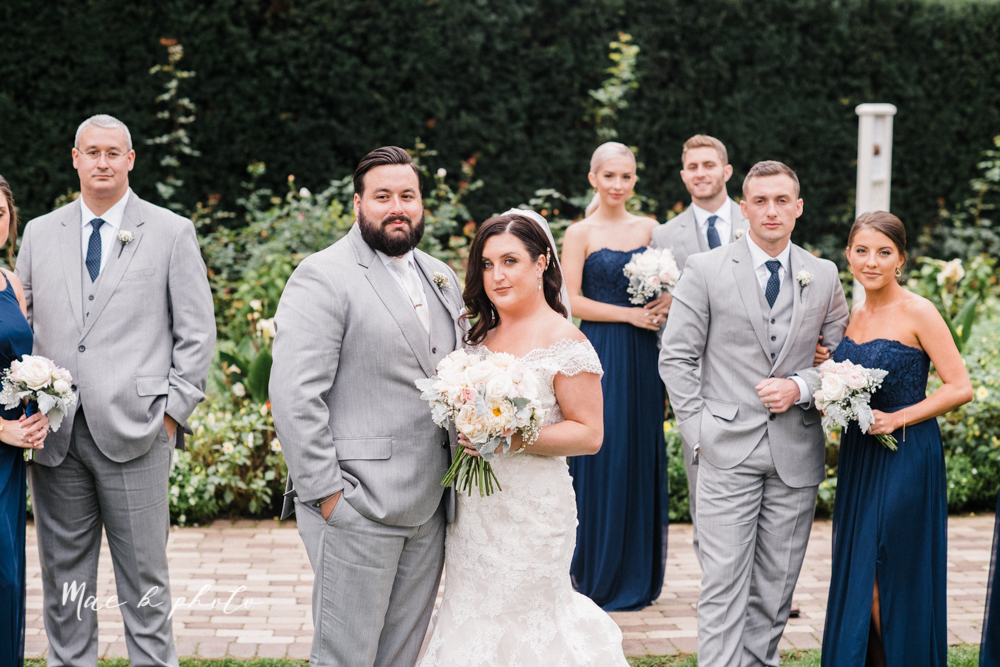 casey and matt's big fun italian fall wedding at st robert's church in cortland ohio and avion on the water in youngstown ohio and fellows riverside gardens in mill creek park photographed by youngstown wedding photographer mae b photo -106.jpg