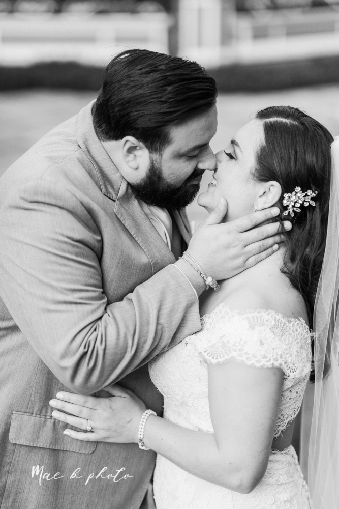 casey and matt's big fun italian fall wedding at st robert's church in cortland ohio and avion on the water in youngstown ohio and fellows riverside gardens in mill creek park photographed by youngstown wedding photographer mae b photo -161.jpg