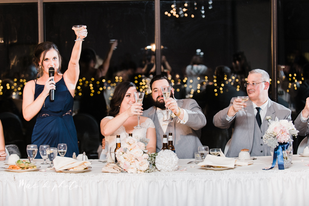 casey and matt's big fun italian fall wedding at st robert's church in cortland ohio and avion on the water in youngstown ohio and fellows riverside gardens in mill creek park photographed by youngstown wedding photographer mae b photo -177.jpg