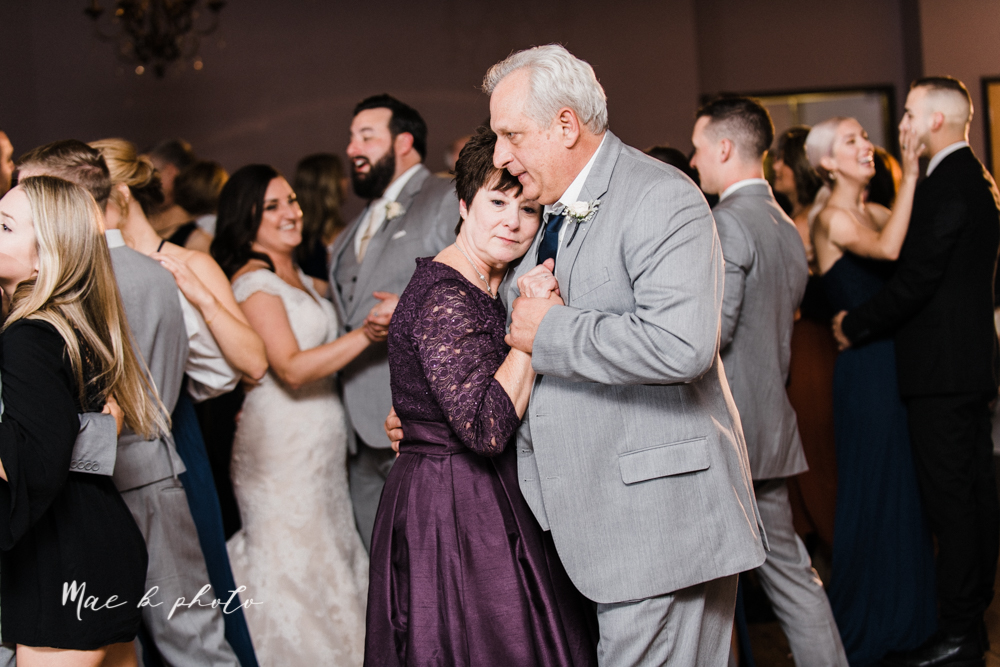 casey and matt's big fun italian fall wedding at st robert's church in cortland ohio and avion on the water in youngstown ohio and fellows riverside gardens in mill creek park photographed by youngstown wedding photographer mae b photo -196.jpg