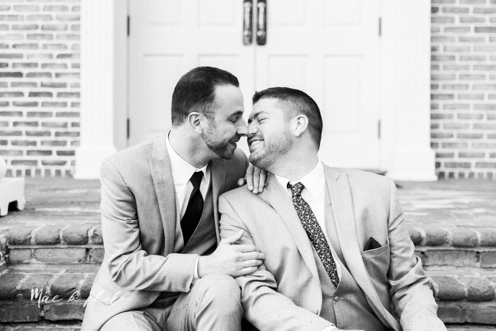 marcus and anthony's intimate fall gay wedding at the avalon inn in warren ohio and buhl park in hermitage pa photographed by youngstown wedding photographer mae b photo-210.jpg