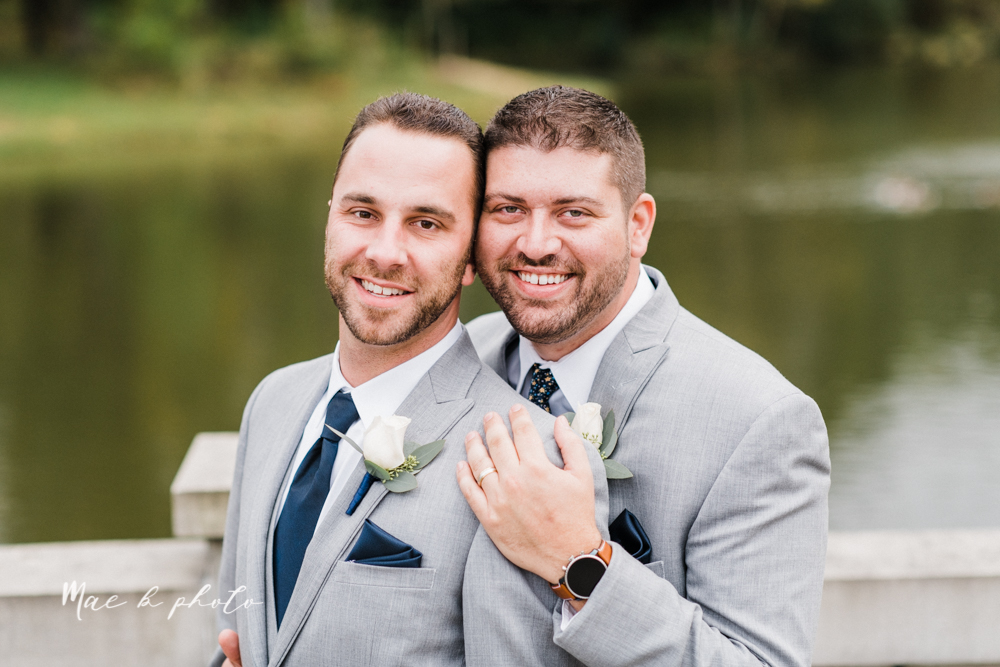 marcus and anthony's intimate fall gay wedding at the avalon inn in warren ohio and buhl park in hermitage pa photographed by youngstown wedding photographer mae b photo-92.jpg