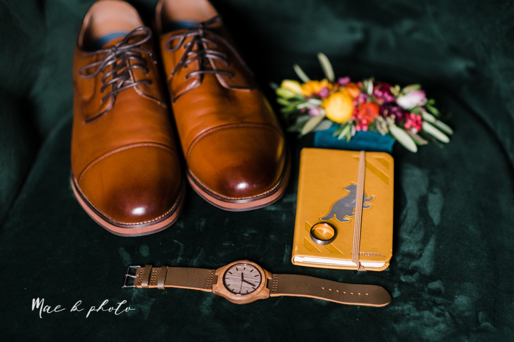 kaitlin and brad's offbeat winter harry potter the hobbit lord of the rings themed wedding at mapleside lodge in brunswick ohio photographed by youngstown wedding photographer mae b photo-3.jpg