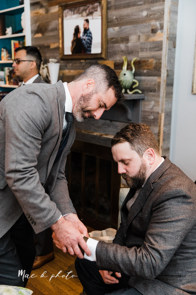 kaitlin and brad's offbeat winter harry potter the hobbit lord of the rings themed wedding at mapleside lodge in brunswick ohio photographed by youngstown wedding photographer mae b photo-203.jpg