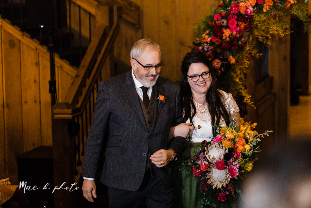 kaitlin and brad's offbeat winter harry potter the hobbit lord of the rings themed wedding at mapleside lodge in brunswick ohio photographed by youngstown wedding photographer mae b photo-234.jpg