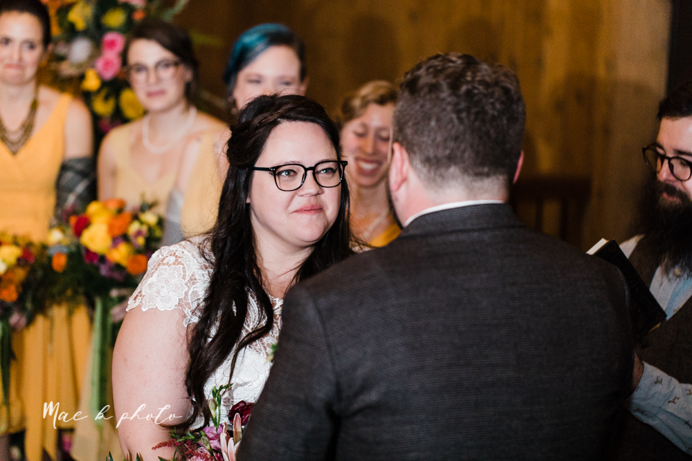 kaitlin and brad's offbeat winter harry potter the hobbit lord of the rings themed wedding at mapleside lodge in brunswick ohio photographed by youngstown wedding photographer mae b photo-235.jpg