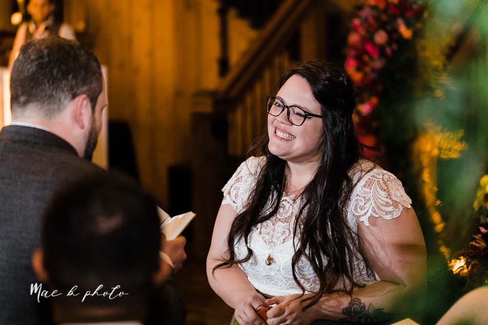 kaitlin and brad's offbeat winter harry potter the hobbit lord of the rings themed wedding at mapleside lodge in brunswick ohio photographed by youngstown wedding photographer mae b photo-236.jpg