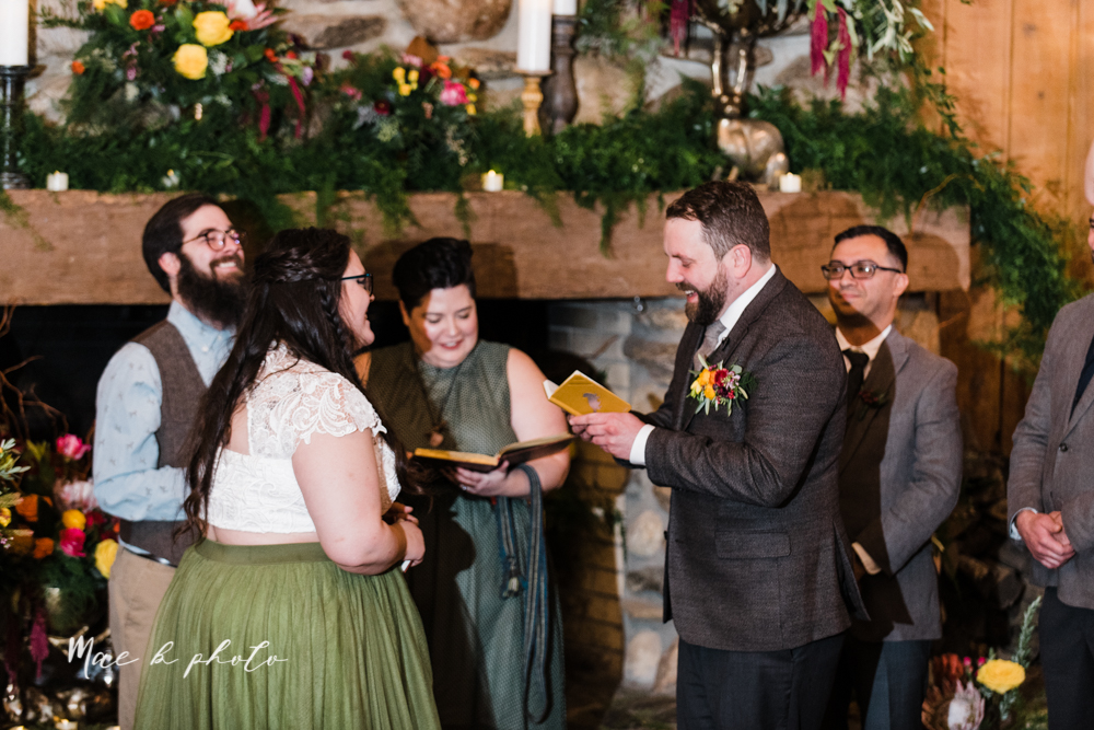 kaitlin and brad's offbeat winter harry potter the hobbit lord of the rings themed wedding at mapleside lodge in brunswick ohio photographed by youngstown wedding photographer mae b photo-85.jpg