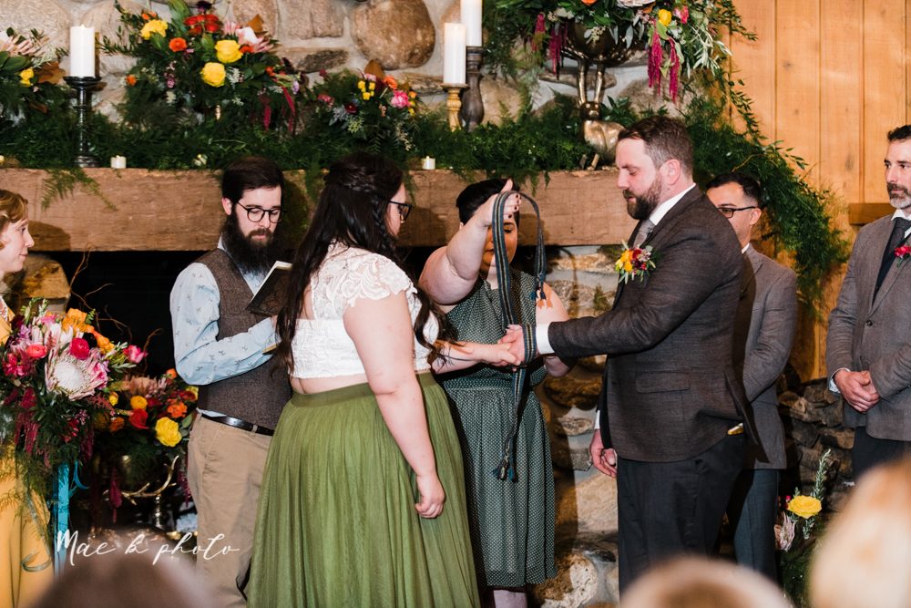 kaitlin and brad's offbeat winter harry potter the hobbit lord of the rings themed wedding at mapleside lodge in brunswick ohio photographed by youngstown wedding photographer mae b photo-89.jpg