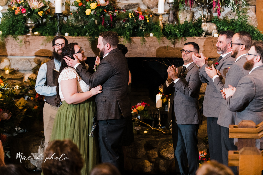 kaitlin and brad's offbeat winter harry potter the hobbit lord of the rings themed wedding at mapleside lodge in brunswick ohio photographed by youngstown wedding photographer mae b photo-93.jpg