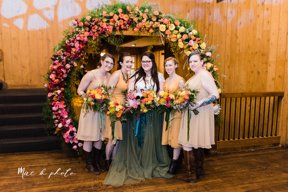 kaitlin and brad's offbeat winter harry potter the hobbit lord of the rings themed wedding at mapleside lodge in brunswick ohio photographed by youngstown wedding photographer mae b photo-41.jpg