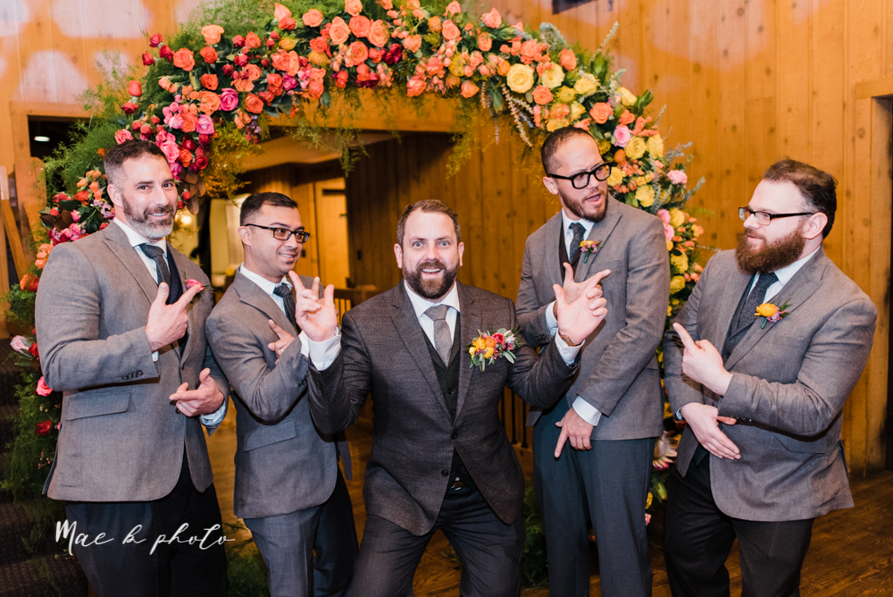 kaitlin and brad's offbeat winter harry potter the hobbit lord of the rings themed wedding at mapleside lodge in brunswick ohio photographed by youngstown wedding photographer mae b photo-44.jpg