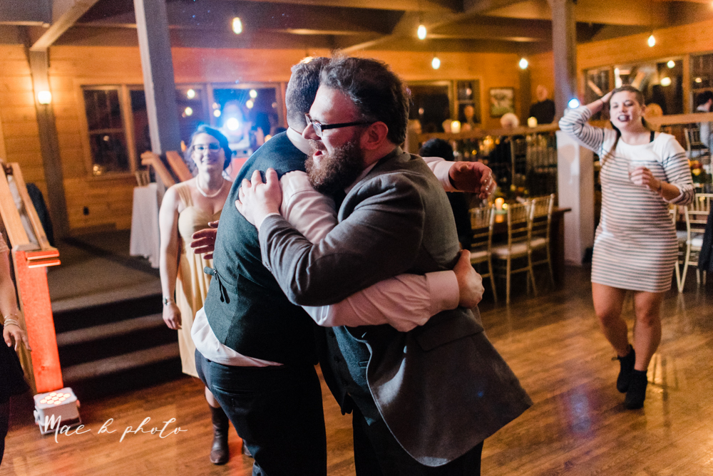 kaitlin and brad's offbeat winter harry potter the hobbit lord of the rings themed wedding at mapleside lodge in brunswick ohio photographed by youngstown wedding photographer mae b photo-154.jpg