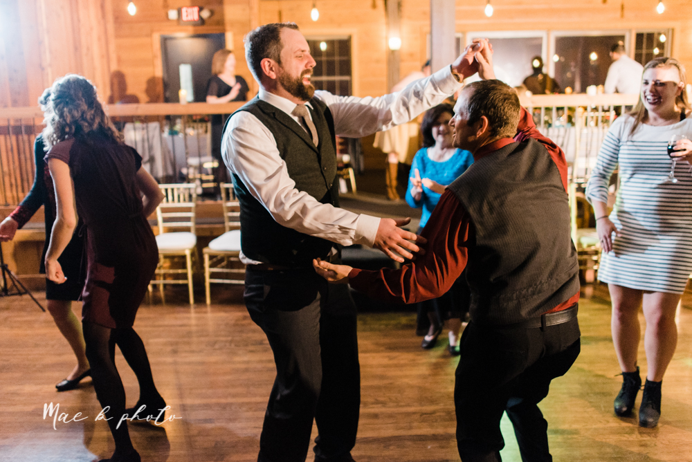 kaitlin and brad's offbeat winter harry potter the hobbit lord of the rings themed wedding at mapleside lodge in brunswick ohio photographed by youngstown wedding photographer mae b photo-158.jpg
